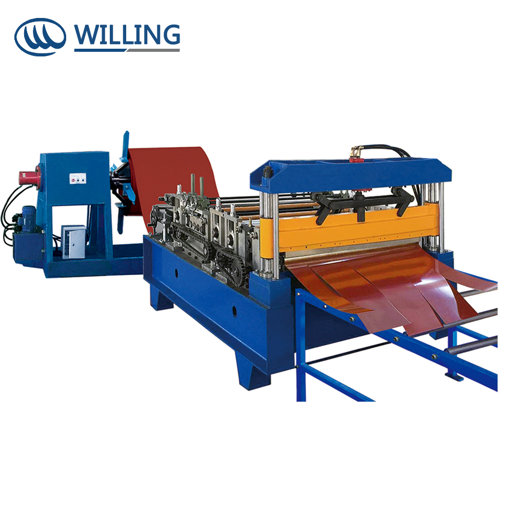 Automatic Steel Coil Slitting And Cut