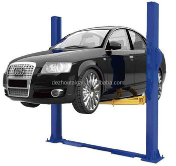 Hot selling high quality two post portable car lift