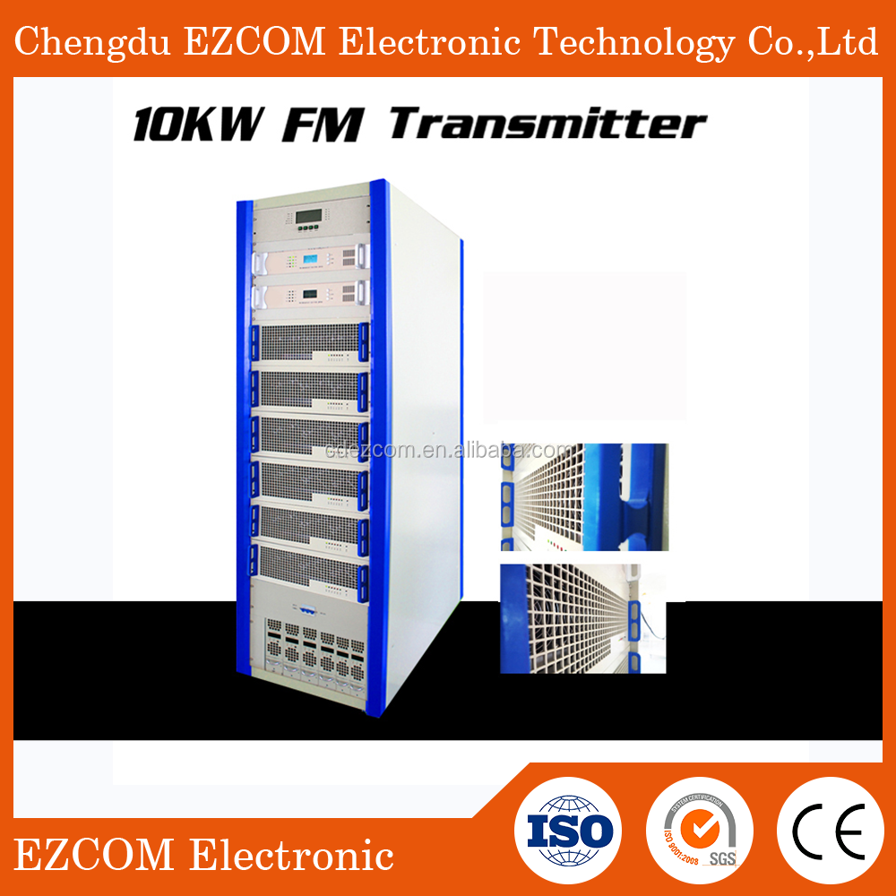 10KW FM RADIO STATION EQUIPMENT FOR SALE