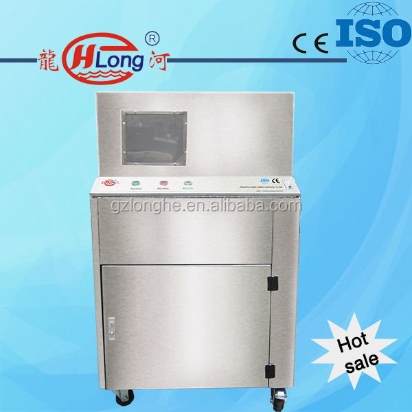 430 stainless steel double shaft shredding machine