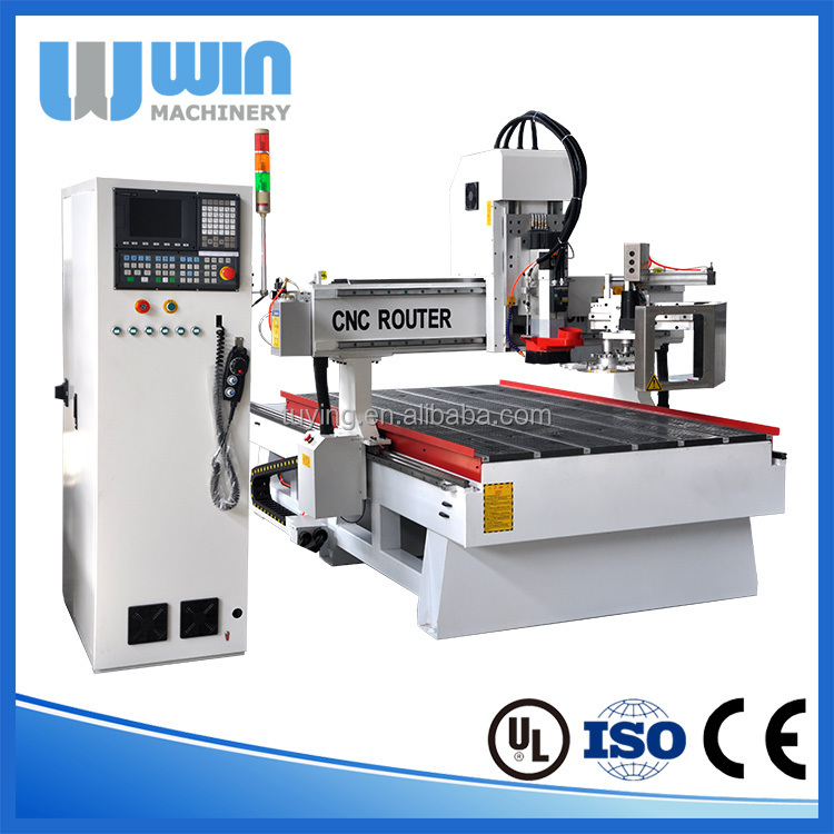 Perfect Multifunction  Woodworking Machine Timber Cnc Router 1325