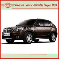 Outstanding Design Mitsubishi Technology SUV 4x4 Car