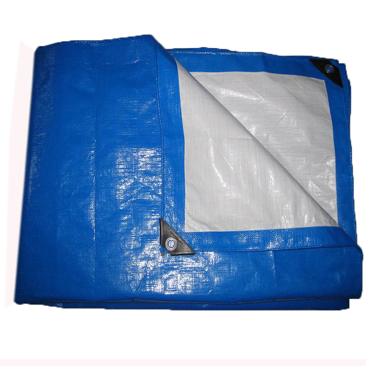 Reinforced Strong Sewing Ripstop 10Mil Poly Tarp
