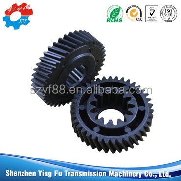 Simple innovative products POM plastic gear cheap goods from China