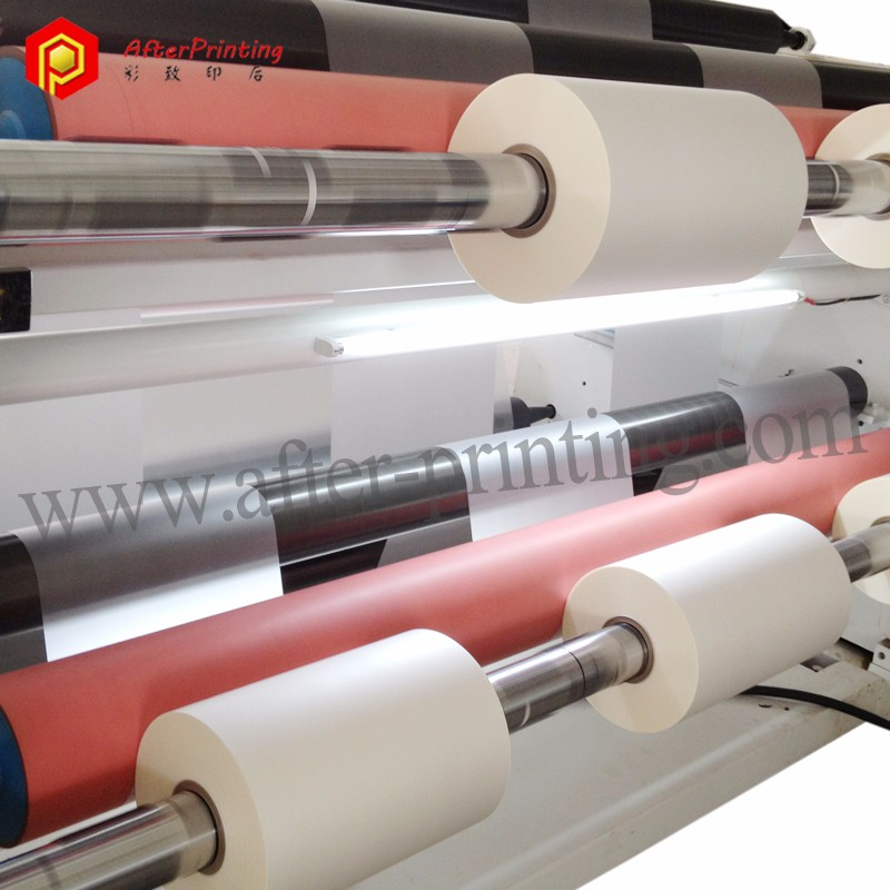 Kny/Pe High Barrier!! Food Packaging Plastic Roll Film For Cake&Bread&Snack
