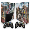 For xbox 360 E vinyl pvc skin stickers