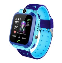 Q12 Global Children Hidden Security GPS <strong>Smart</strong> <strong>Watch</strong> for Kids