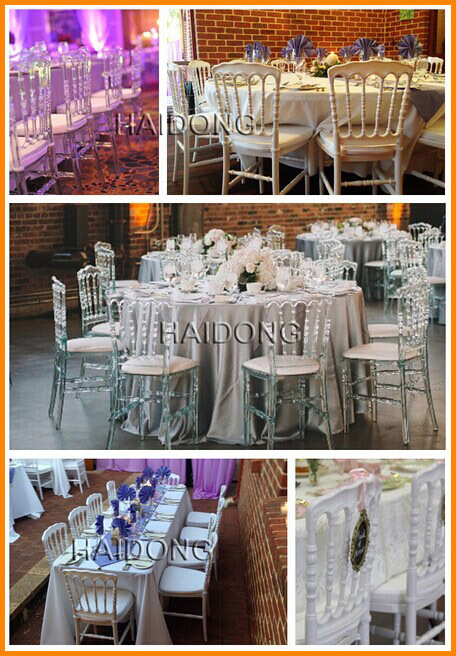 Best price banquet wedding resin napoleon chair