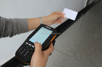Barcode scanning /meter reading /data collecting Handheld devices