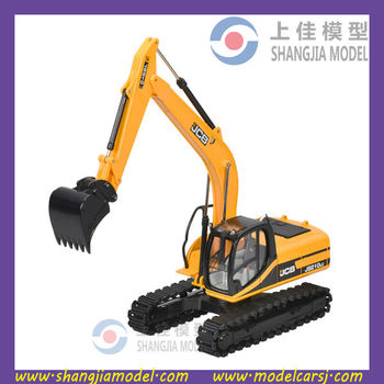 excavator model toy,diecast toy excavator model,alloy toy excavator diecast toy