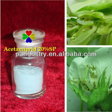 kill aphids, planthoppers, Insecticide Acetamiprid 20 sp