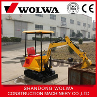 chinese new product rc construction toy trucks excavator in hot sale