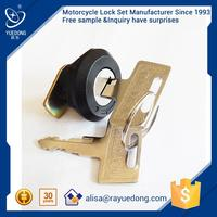 YUEDONG Motorcycle Parts Lock Set Tvs With High Quality