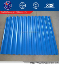 Corrugated color roof, color corrugated sheet, color corrugated roof sheets