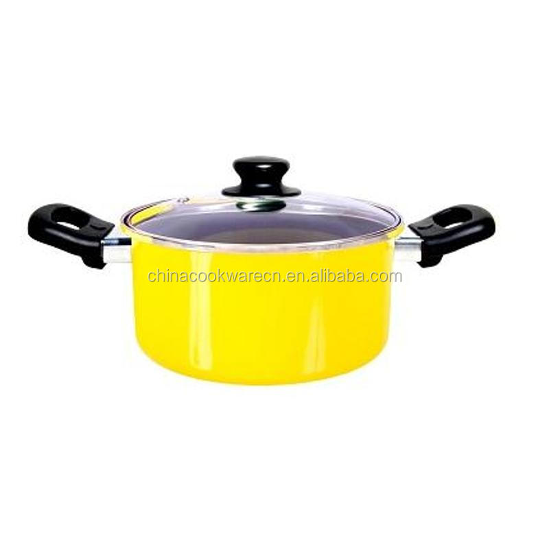 aluminum nonstick casserole with lid