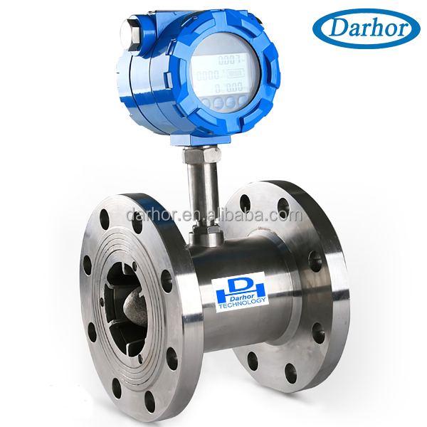 DH500 series cars petrol gasoline oil flow meter