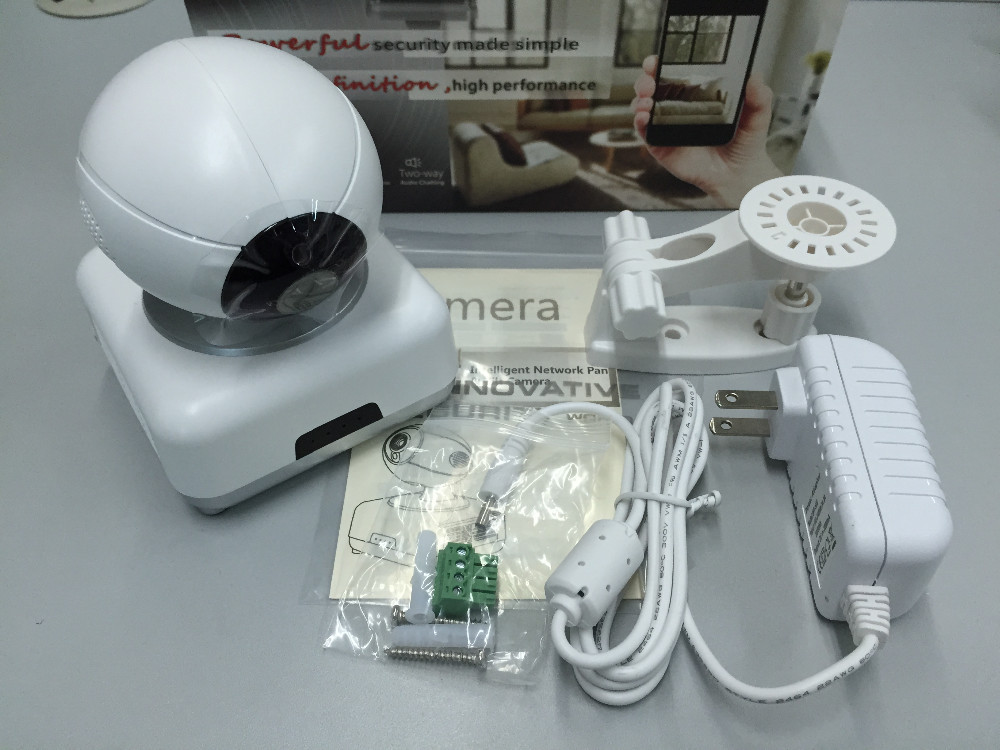 Wetrans Hot Sell 720P Support SD Card micro Night Vision ip wireless security cameras