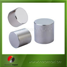 Wholesale Strong Neodymium Cylinder Magnet