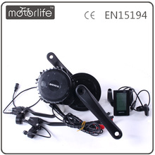 Motorlife supply pedal assist kit,bafang 8fun bbshd 48v 1000w
