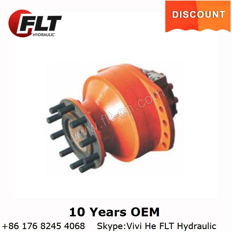 Made in China Poclan MS Hydraulic radial Piston Motor for heavy duty machine