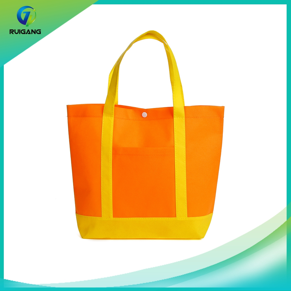 Cheap price foldable funny nonwoven shopping bags made in china