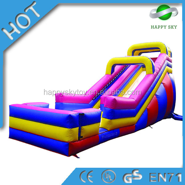 Best selling!!!inflatable water slide clearance,inflatable water slides for rent,inflatable bouncer with slides