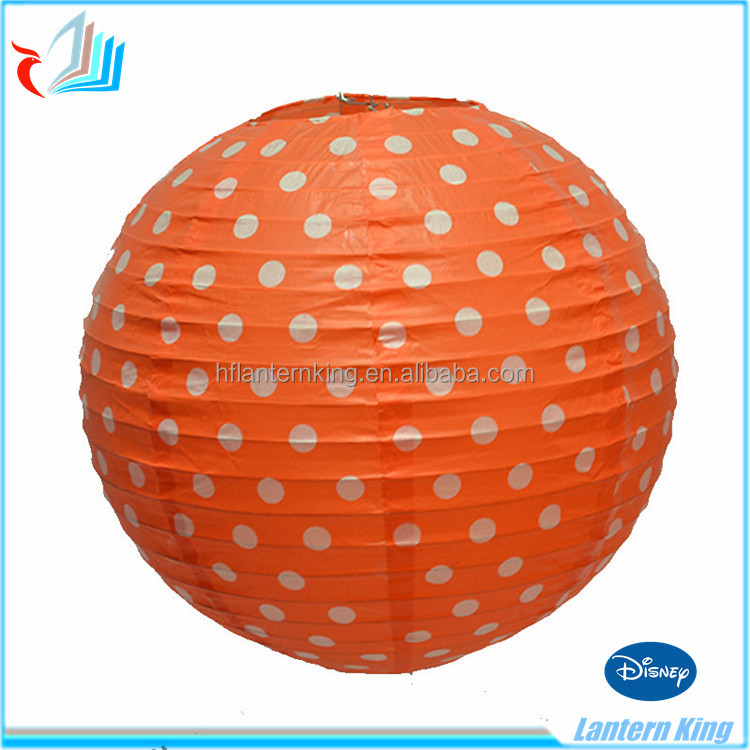 foldable paper lantern for home decoration