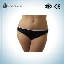 Colorful Design Eco-Friendly Disposable Panties Underwear Wofor Men Briefs More Soft And Sanitary Women