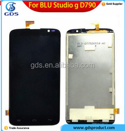 LCD Touch Screen Digitizer Glass For Blu Studio <strong>G</strong> D790