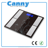 Personal Electronic Body Fat Scale/Machine/Analyser 180kg/396 lb