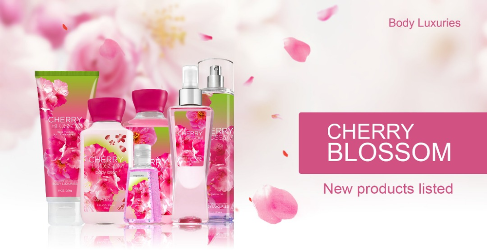 Dear Body Brand Japanese Cherry Blossom Moist Feature Hotel Shower Gel for Wholesale