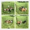 manufacturer top quality iron fence dog kennel