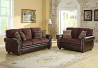 French style modern sofa design leather home or hotel living room sofa set