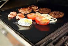 Easily Cleaned hot sale non-stick bbq grilling mat
