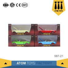 popular OEM latest series new model pull back metal kids car toys for wholesale