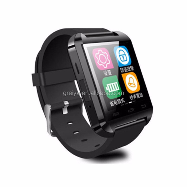 Greia Brand smart watch phone with SIM Card slot smart phone watch and Camera For All Android Smart Moblie Phone
