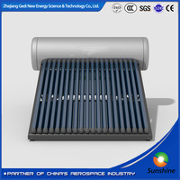 GeDi solar water heater solar collector with 5 years warranty