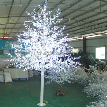 2015 Hot New Led Crystal Tree/ Tower Christmas Light Indoor
