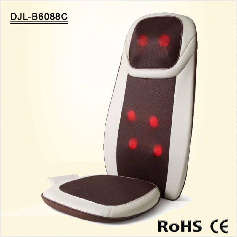 Electric Seat Vibration Cushion Massager