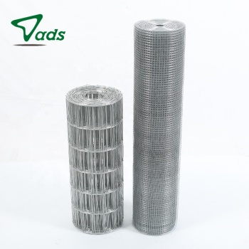 professional factory 4x4 galvanized welded wire mesh