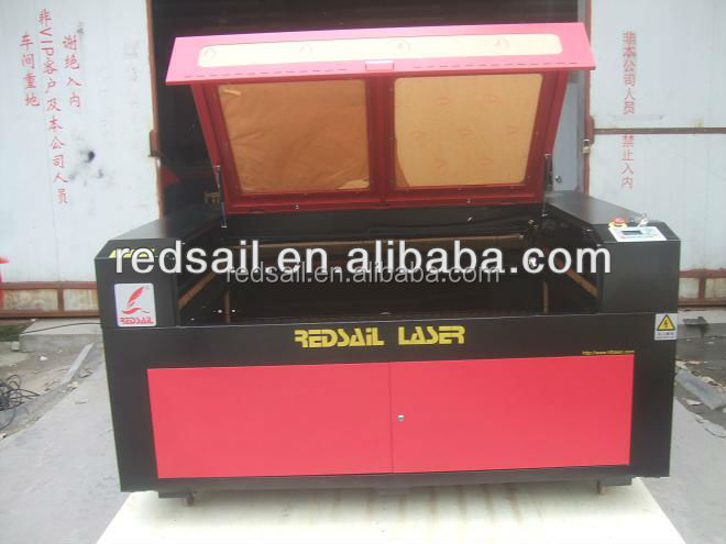 USB Computer CM1490 Laser Engraving Cutting Machine For Acrylic Logo Sign Making