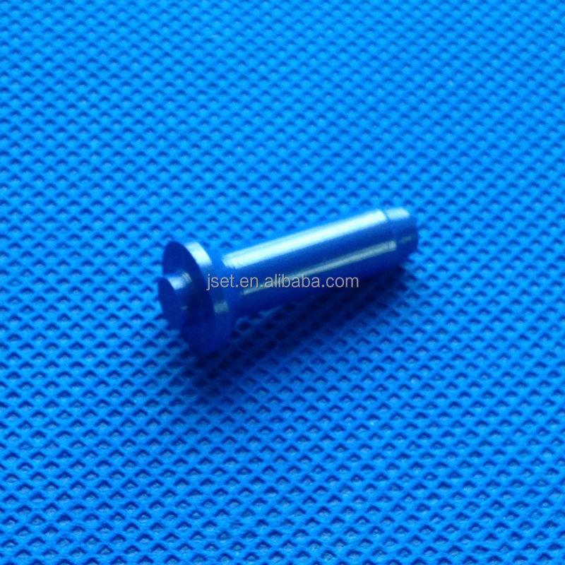 ZrO2 blue zirconia ceramic pin