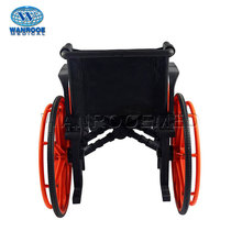 BWHE-07MRI L Hospital Folding MRI Wheelchair For Disabled People