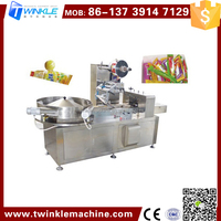 TK-A151 BALL LOLLIPOP PILLOW PACKING MACHINE