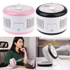 Mini Foldable Fan Portable Spray 2000Mah USB Rechargeable Desktop Cooling Misting Fan