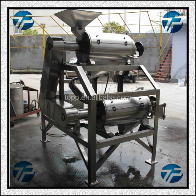Commercial Fruit Pulp Extractor and Beating Machine for sale