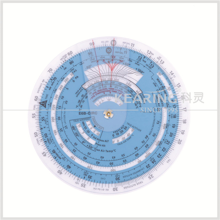 Cya flexible plastic aviation plotter ultimate rotating plotter for student training ,military map coordinates#CP-R