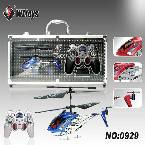 3.5CH radio control helicopter rc