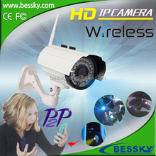 Bessky Factory In Guangdong China High-Ranking Wifi Dome IP Camera wifi cctv camera