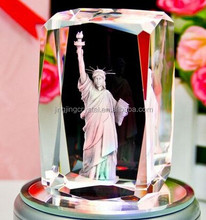 Wholesale crystal glass promotional gifts